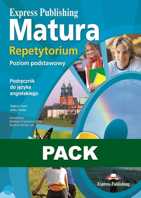 Matura Repetytorium. Poziom podstawowy. Podręcznik papierowy + DigiBook (kod)