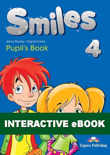 Smiles 4. Podręcznik cyfrowy Interactive eBook (kod)