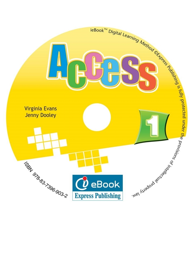 Access 1. Interactive eBook