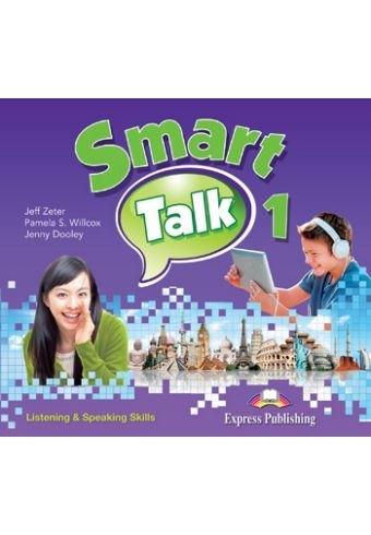 Smart Talk 1 Listening & Speaking Skills. Class Audio CDs (set of 2)
