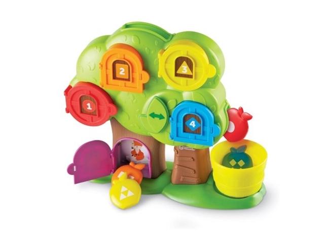 Hide & Seek Learning Treehouse