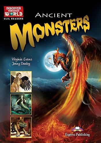 Ancient Monsters. Reader + DigiBook (kod)