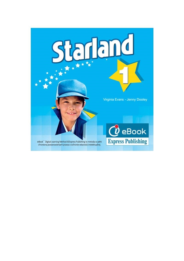 Starland 1. Interactive eBook