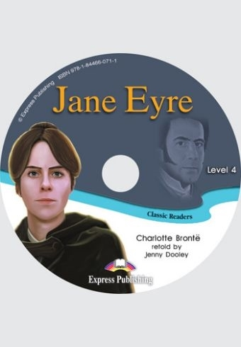 Jane Eyre. Audio CD