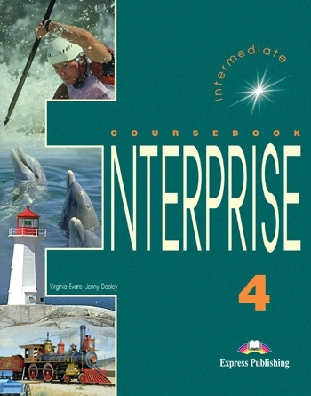 Enterprise 4. Student's Book