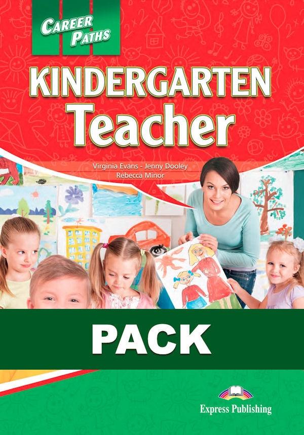 Kindergarten Teacher. Podręcznik papierowy + podręcznik cyfrowy DigiBook (kod)