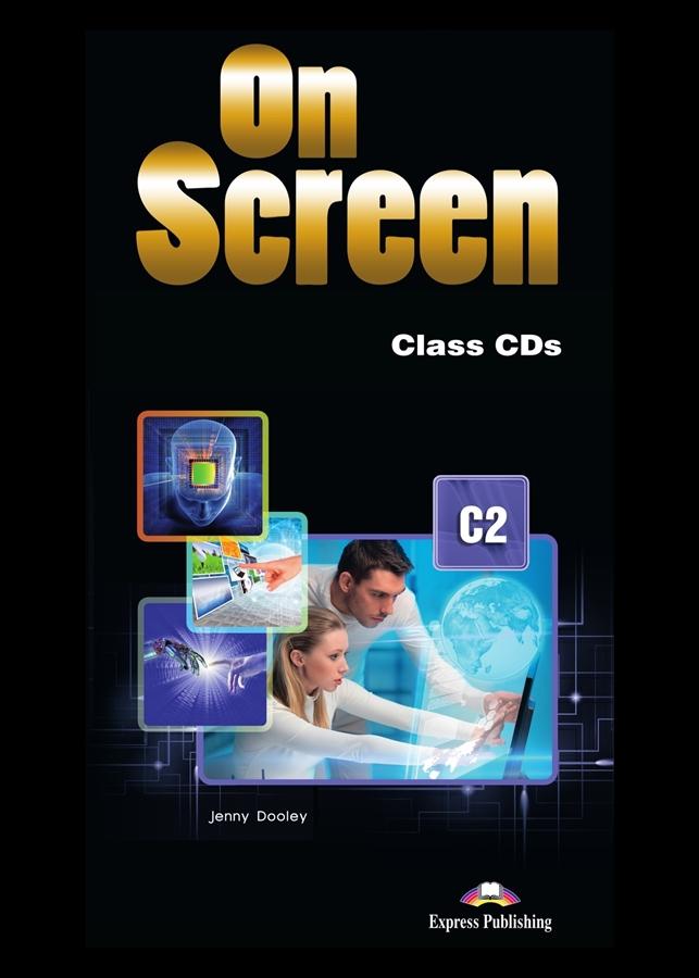 On Screen C2. Class Audio CDs (set of 5)