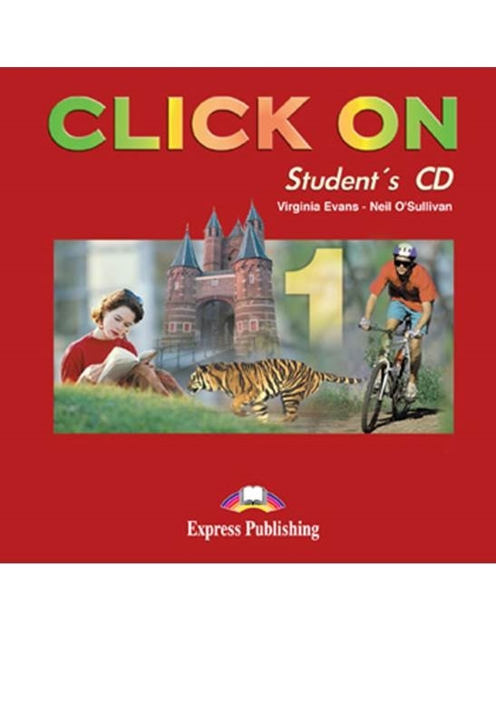 Click On 1. Student's Audio CD