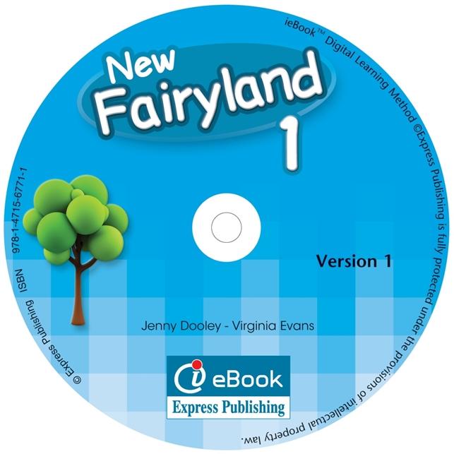 New Fairyland 1. Interactive eBook (Podręcznik cyfrowy)