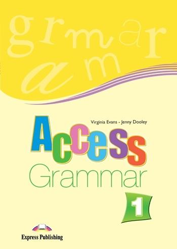 Access 1. Grammar Book (edycja międzynarodowa)