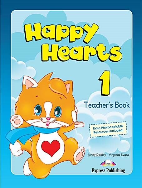 Happy Hearts 1. Teacher's Book