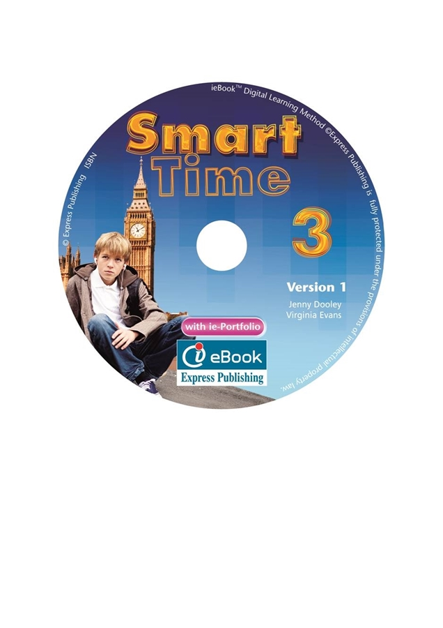Smart Time 3. Interactive eBook