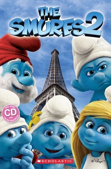 The Smurfs 2. Reader + Audio CD