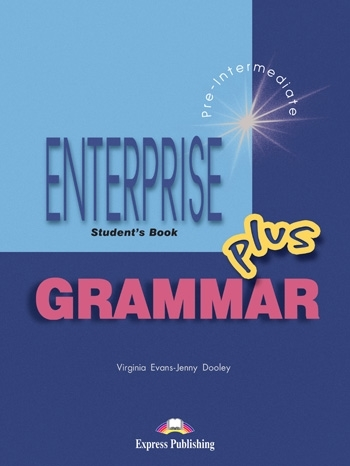 Enterprise Plus. Grammar Student's Book