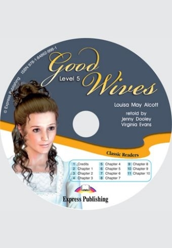 Good Wives. Audio CD