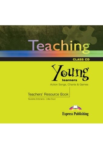 Teaching Young Learners. Audio CD