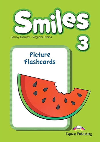 Smiles 3. Picture Flashcards