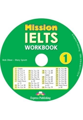Mission IELTS 1. Workbook Audio CD