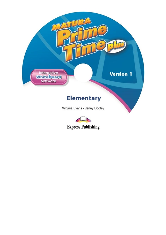 Matura Prime Time Plus Elementary. Interactive Whiteboard Software