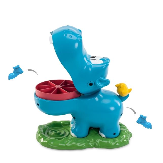 LR:UH-OH HIPPO
