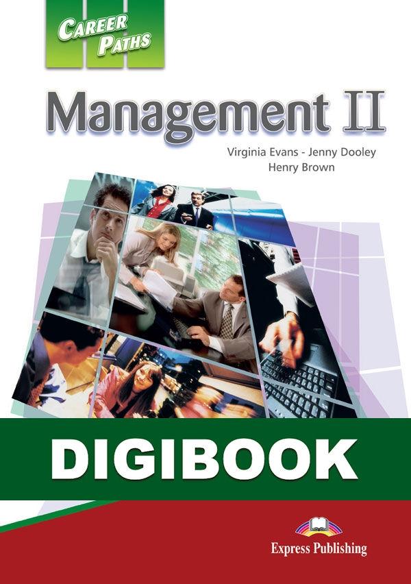 Management II. Podręcznik cyfrowy DigiBook (kod)