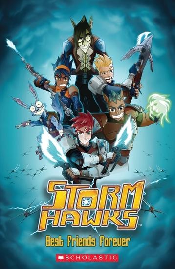 Storm Hawks. Reader + Audio CD