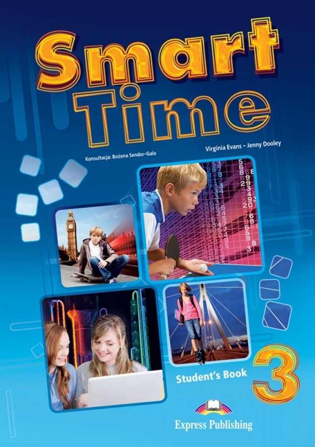 Smart Time 3. Student's Pack (Student's Book niewieloletni + interactive eBook)