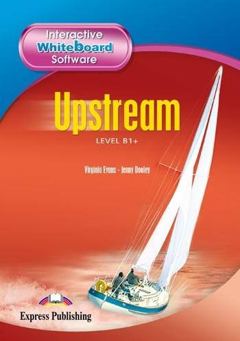 Upstream B1+. Interactive Whiteboard Software