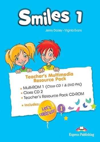 Smileys 1. Teacher's Multimedia Resource Pack (edycja międzynarodowa)