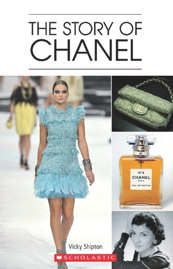 The Story of Chanel. Reader + Audio CD