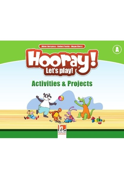 Hooray! Let's Play! level A Activities & Projects
