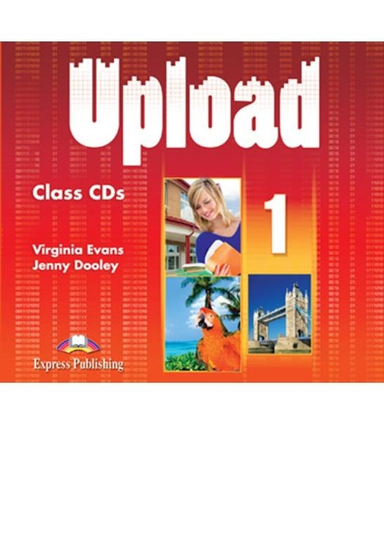 Upload 1. Class Audio CDs (set of 2)