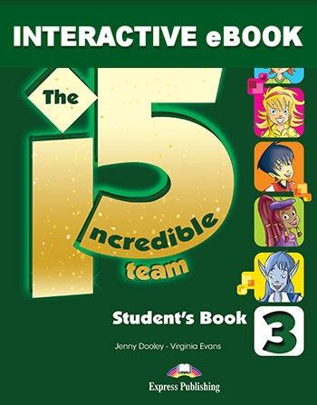 The Incredible 5 Team 3. Podręcznik cyfrowy Interactive eBook (kod)