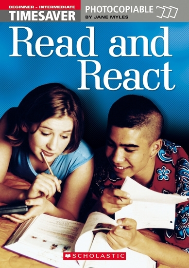 English Timesavers: Read and React
