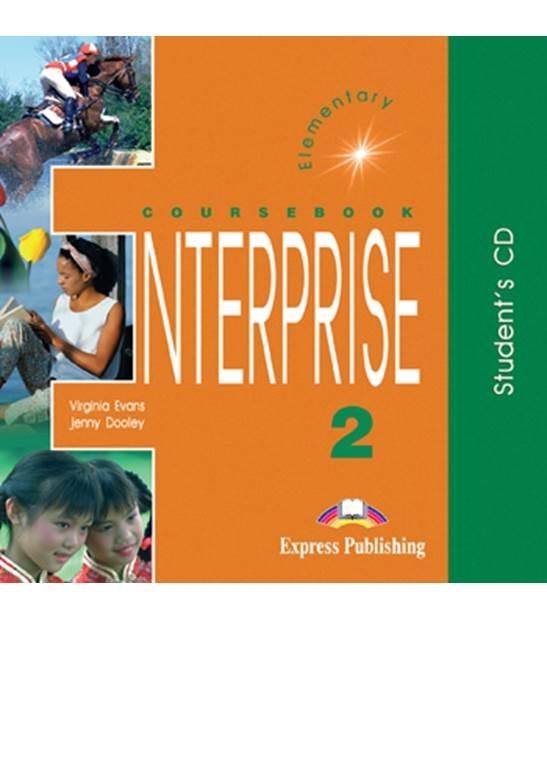 Enterprise 2. Student's Audio CD