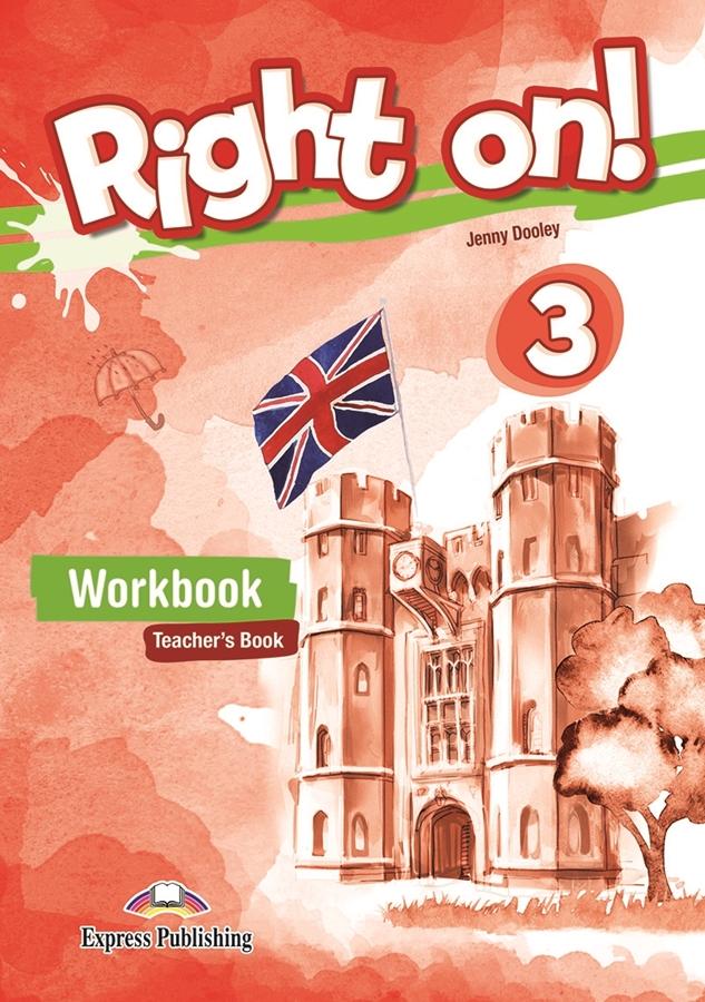 Right On! 3 Workbook Teacher's (Ćwiczenia - wersja dla nauczyciela)+ kod DigiBook