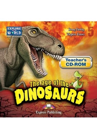 The Age of the Dinosaurs. Teacher's CD-ROM
