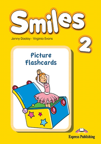 Smiles 2. Picture Flashcards
