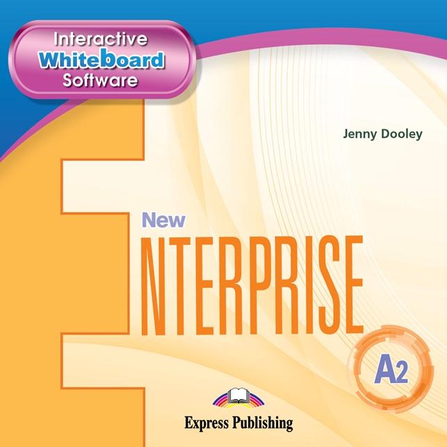 New Enterprise A2. Interactive Whiteboard Software (płyta)