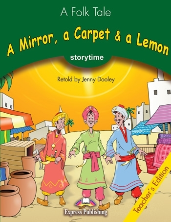 A Mirror, a Carpet & a Lemon. Teacher's Edition