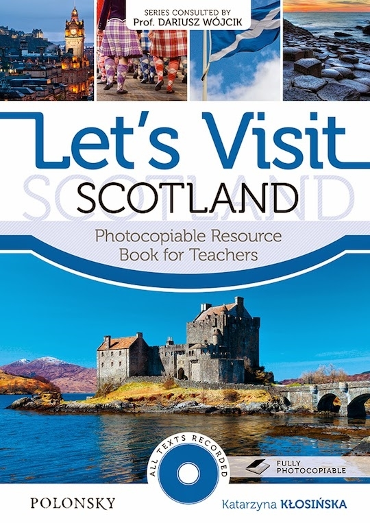 Let's Visit Scotland. Photocopiable Resource Book for Teachers (+ Audio CD)