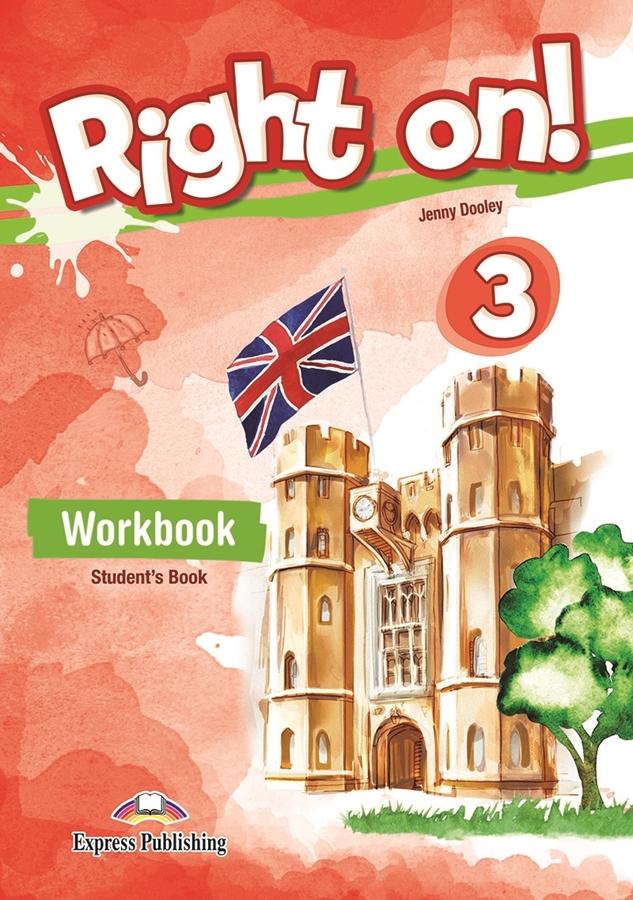 Right On! 3 Workbook Student's (Ćwiczenia - wersja dla ucznia) + kod DigiBook
