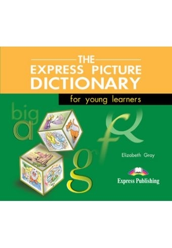 The Express Picture Dictionary. Audio CDs (set of 3)