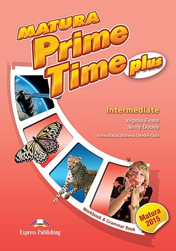 Matura Prime Time Plus Intermediate. Workbook