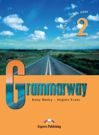 Grammarway 2. Student's Book (Polish Edition)
