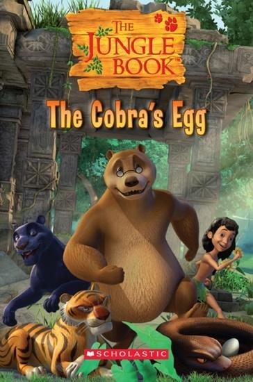 The Jungle Book: The Cobra's Egg. Reader + Audio CD