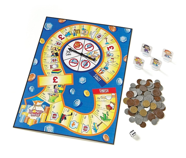 Money Bags - Coin Value Game