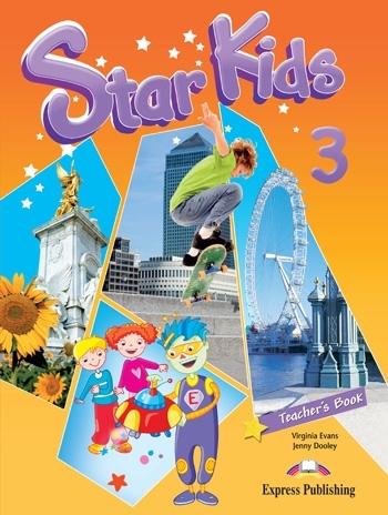 Star Kids 3. Teacher's Book (interleaved) + Posters
