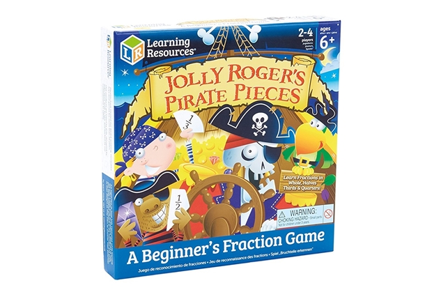 Jolly Roger's Pirate Pieces