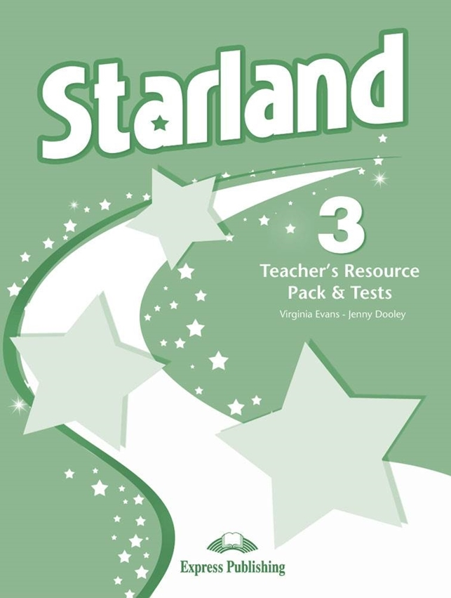 Starland 3. Teacher's Resource Pack & Tests (+ Test Audio CD)
